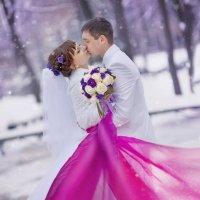 Морозный поцелуй :: Алена Бадамшина