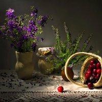 Вкусное лето. :: Svetlana Sneg