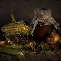 С кукурузой :: Lev Serdiukov