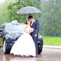 Свадебный дождь. :: Эдуард Базиян