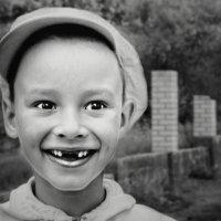 Ритм улыбки :: Евгений Терехин