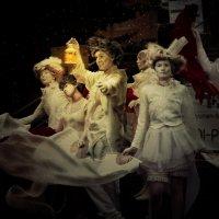Белые призраки :: Olga Starling