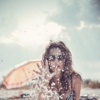 солнце море песок)) :: Ваня Кобилянський