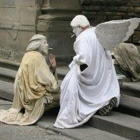 Ангелы тоже грешат :: Виталий Петухов