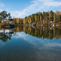 Осенняя тишина :: Sergey Oslopov