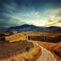 Осенняя Италия :: Виктор Перякин