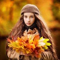Осенний букет :: Элина Курмышева