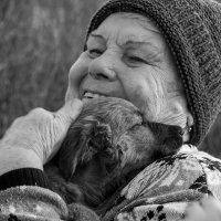 любовь собачья :: Татьяна Рудовская