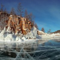Байкальский лед :: Igor