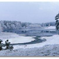 Зима на Беберлини :: Сергей Садовничий