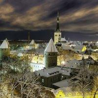 Старый Таллинн :: Jevgeni