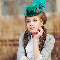 Девушка из прошлого :: Екатерина Дулова