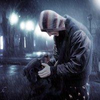 Джина...самый верный друг :: Надежда Тихонова _  Nadin Ti  _
