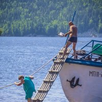 Приплыли :: aqbar aqbar
