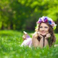 Солнечная улыбка лета. :: Александр Беспалый