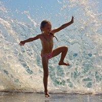 Танцы с волнами ... :: Святослав Тышкевич
