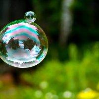 дом в пузыре :: Мила Томашова