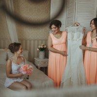 утро невесты :: Юлия Сивоконь