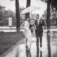 Счастливые при любой погоде! :: Vladimir Vagner