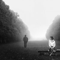 Молчание :: Андрей Лободин
