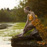 Осенняя :: Анастасия Кусаметова