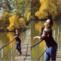 Осень приносит спокойствие. :: Анастасия Фисенко