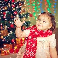 Новый год в глазах ребенка :: Дарья Домникова