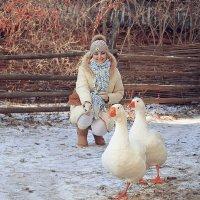 Два веселых гуся))) :: Алена GAP