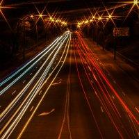 Ночной город :: Дмитрий Чернов