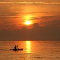 Закат на океане :: Yury