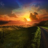 Дорога в будущее :: Sanches Agin
