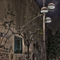 Улочки Тель Авива :: Shmual Hava Retro