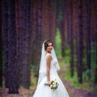 Счастье в сказочном лесу... :: Марина Чиняева