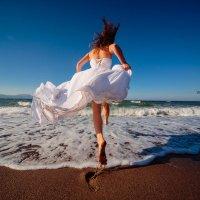 Свадьба в Греции :: Виктор Бабинцев