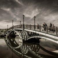 Царицынский мост :: Sergei Mazaev