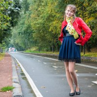 Пока лето, привет осень! :: Андрей Кузнецов