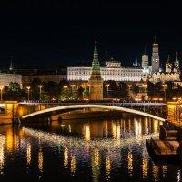 Ночная москва :: Светлана