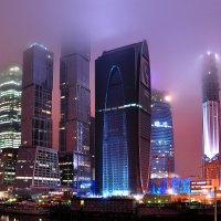 Москва-Сити :: Андрей Минаев