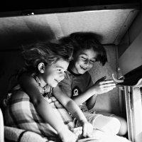 радостные дети :: Елена Гласнер