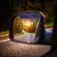 В дороге :: Dima Pavlov