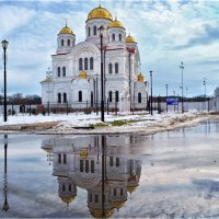 Свято-Николаевский собор (Валуйки) :: SVETLANA FABRICHNAYA