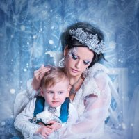 Снежная королева :: Виктория Бендас
