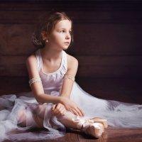 Маленькая балерина :: Alina Lankina