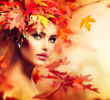 Настроение: золотая осень