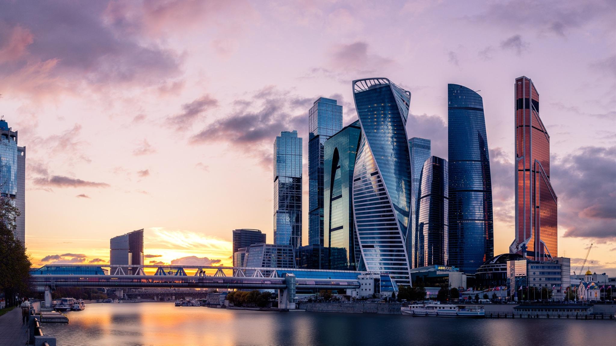 Современная архитектура Москвы - фото 5