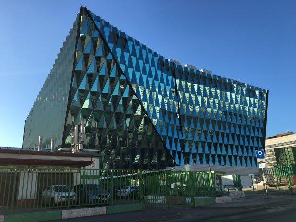 Современная архитектура Москвы - фото 7