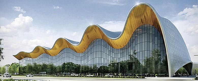 Современная архитектура Москвы - фото 8