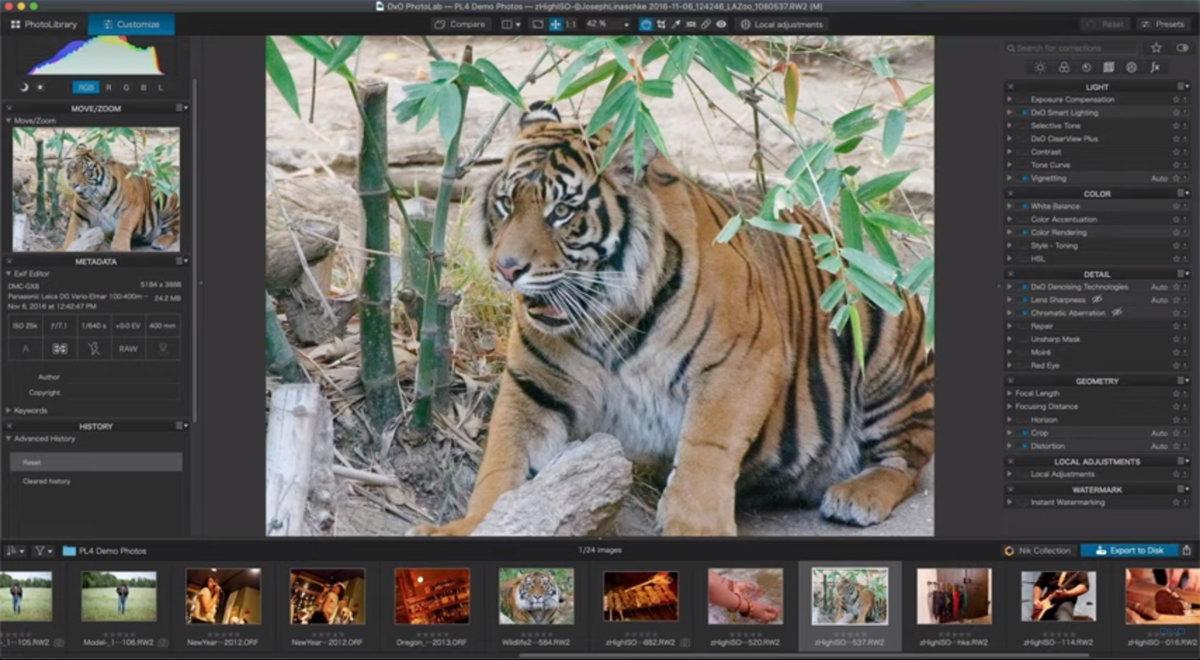 В Фотолаб удобно редактировать однотипные кадры с фотосессий