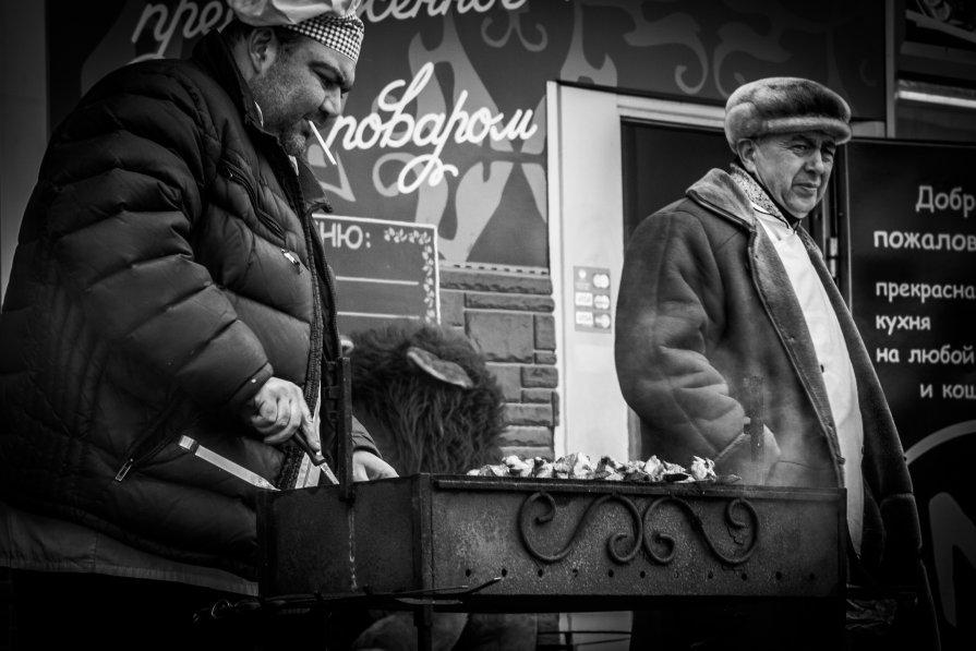 Шашлык-машлык - Николай Шумилов