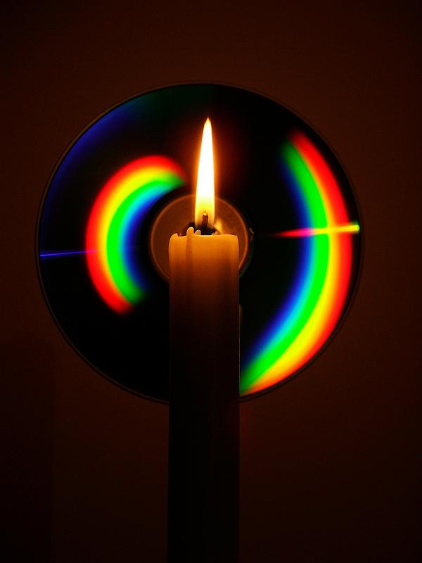 Спектр в домашних условиях